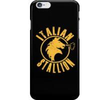 Italian Stallion  iPhone Case/Skin