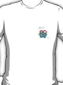#003 Venusaur Kanto region T-Shirt