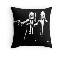 Starwars Pulp Fiction  Throw Pillow