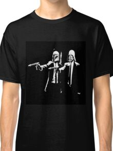 Starwars Pulp Fiction  Classic T-Shirt