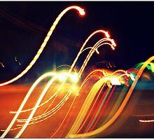 Night Lights by Gillian Villa