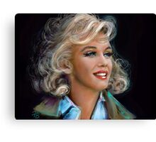 Marilyn 1 Canvas Print