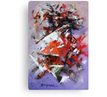 War Dance Canvas Print