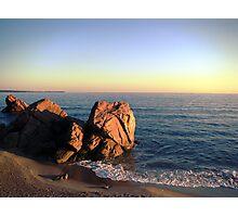a sunset dream Photographic Print