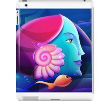 Underwater Fantasy Wall Fine Art iPad Case/Skin