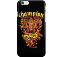 Clash of Clans - Champion race iPhone Case/Skin
