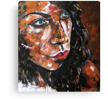 Distraught Canvas Print