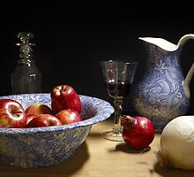 Masting a Still Life by Andy Freer