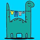 Washinglineasaurus by SevenHundred