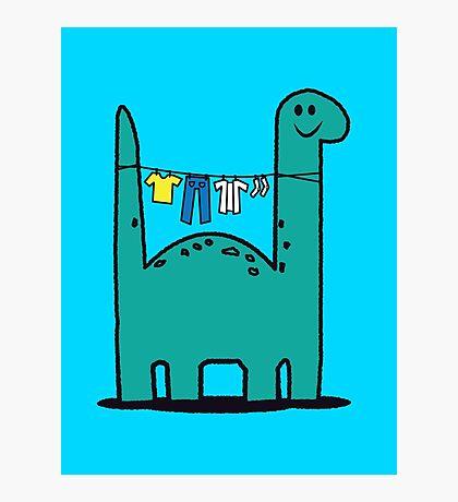 Washinglineasaurus Photographic Print