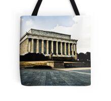 Lincoln Memorial - Washington DC Tote Bag