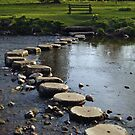 Stepping Stones at Gargrave by tonymm6491