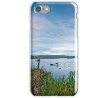 RSPB Leighton Moss  iPhone Case/Skin