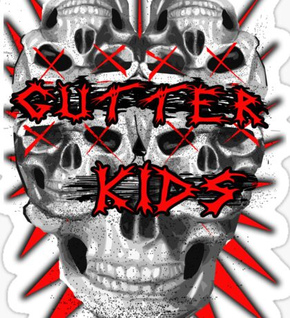 Gutter Kidz Sticker