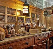 "The Galley on HMS ""Victory"" -1805  by NeilAlderney"