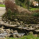 Stepping Stones at Stainforth  by tonymm6491