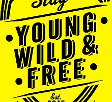 Young Wild Free by avbtp