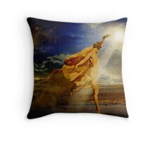 Never Let  A Day Pass You By..... Throw Pillow