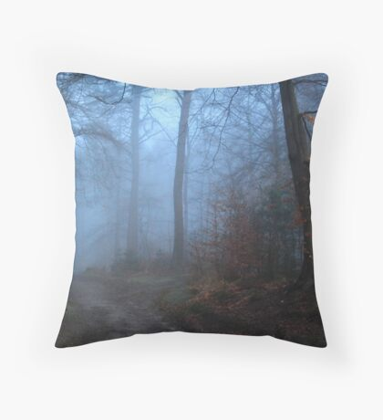 Everything might happen ... Throw Pillow