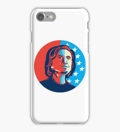 Hillary Clinton American Elections iPhone Case/Skin