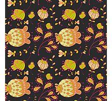 Ornate vector seamless pattern Photographic Print