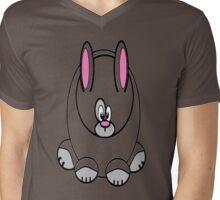 big bunny Mens V-Neck T-Shirt