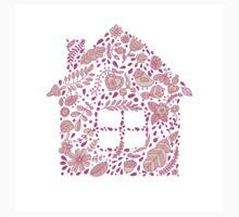 House shaped vector pattern by julkapulka