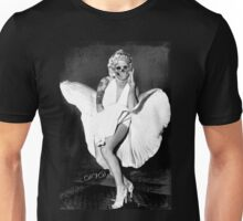 Blown Skull Starlet t-shirt Unisex T-Shirt