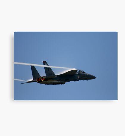 Air Force F-15E Strike Eagle Canvas Print