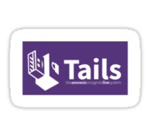 Tails Sticker