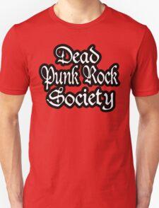 Dead Punk Rock Society T-Shirt