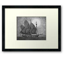 Night Odyssey  Framed Print