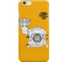 Mazda Rotary Engine Blueprint for Power 13B iPhone Case/Skin