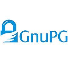 GnuPG Photographic Print