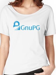 GnuPG Women's Relaxed Fit T-Shirt