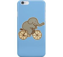 Elephant Cycle iPhone Case/Skin