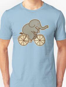 Elephant Cycle Unisex T-Shirt