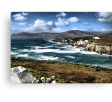 Atlantic Drive Canvas Print