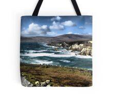 Atlantic Drive Tote Bag