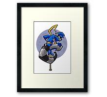 Sly Cooper 2 Framed Print