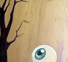 Eye ball by humananoid