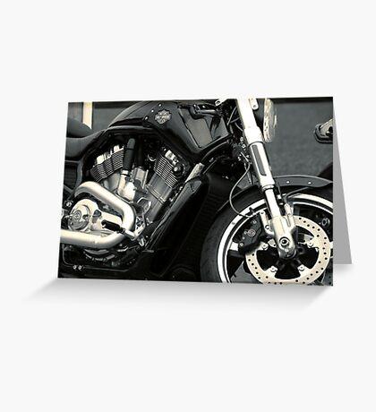 My Ride... I wish! Greeting Card