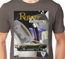 Mazda Rotary RX4 Bridgeport 13B Unisex T-Shirt