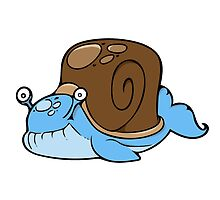Snail Whale by TheGridler
