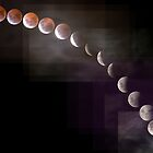 Total Lunar Eclipse by Joel Bramley