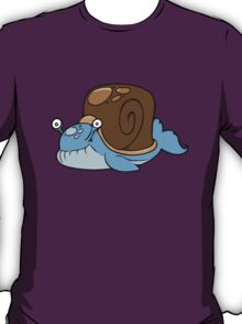 Snail Whale T-Shirt