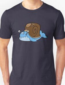 Snail Whale Unisex T-Shirt
