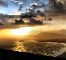 Achill Sunset by A90Six