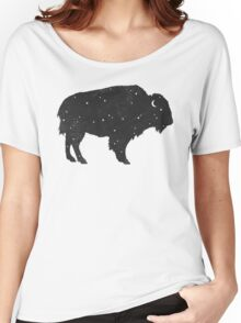 Mystic Buffalo Women's Relaxed Fit T-Shirt