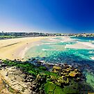 if you were a landscape you would be Bondi Beach, as you know how to be absolutely perfect just as you are by faithie
